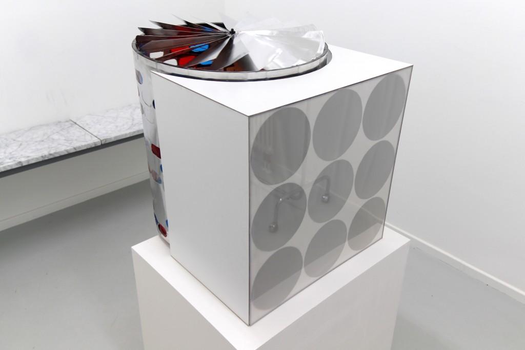 Aram Bartholl, 3x3