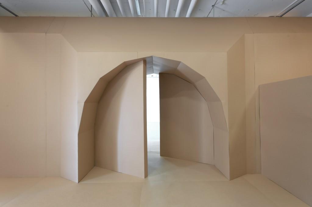 Aram Bartholl, Dust - The Gate