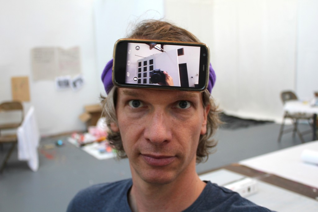 Aram Bartholl, POV Headband