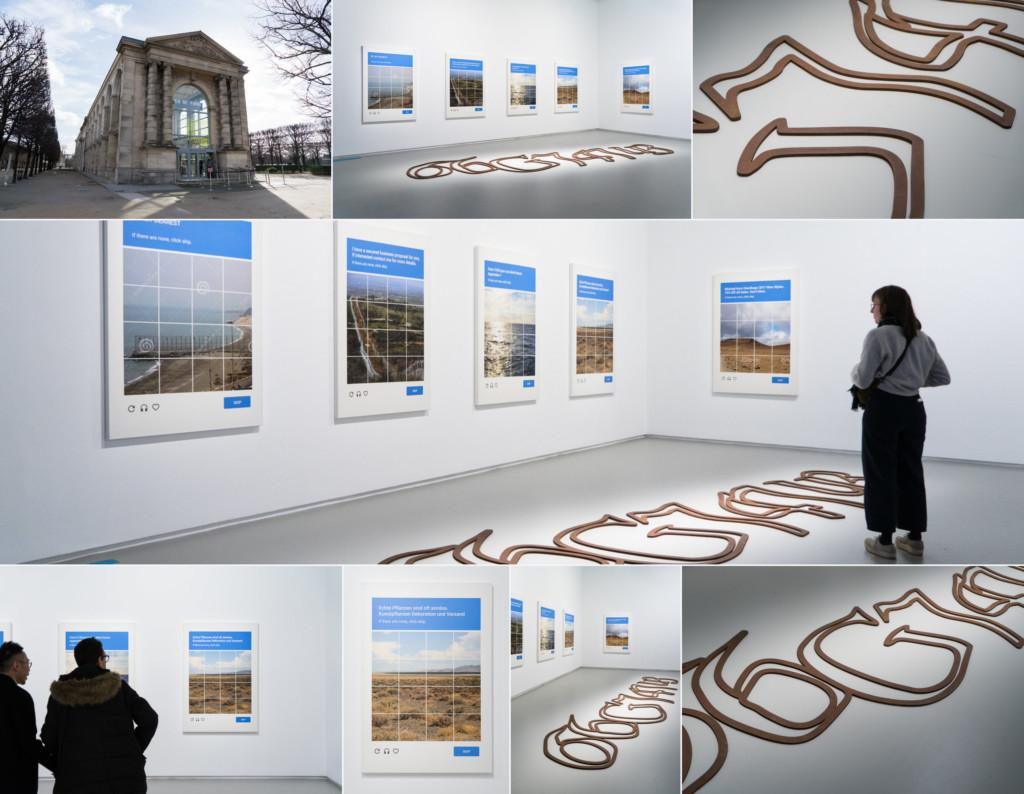 Aram Bartholl, The Supermarket Of Images
