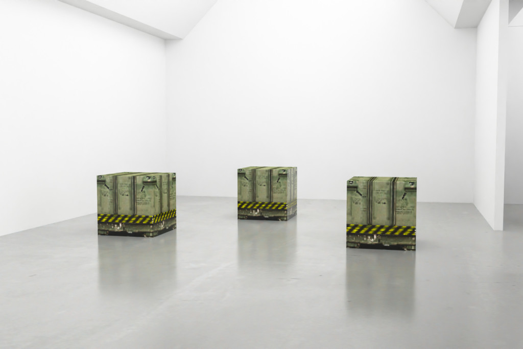 Aram Bartholl, New Viewings