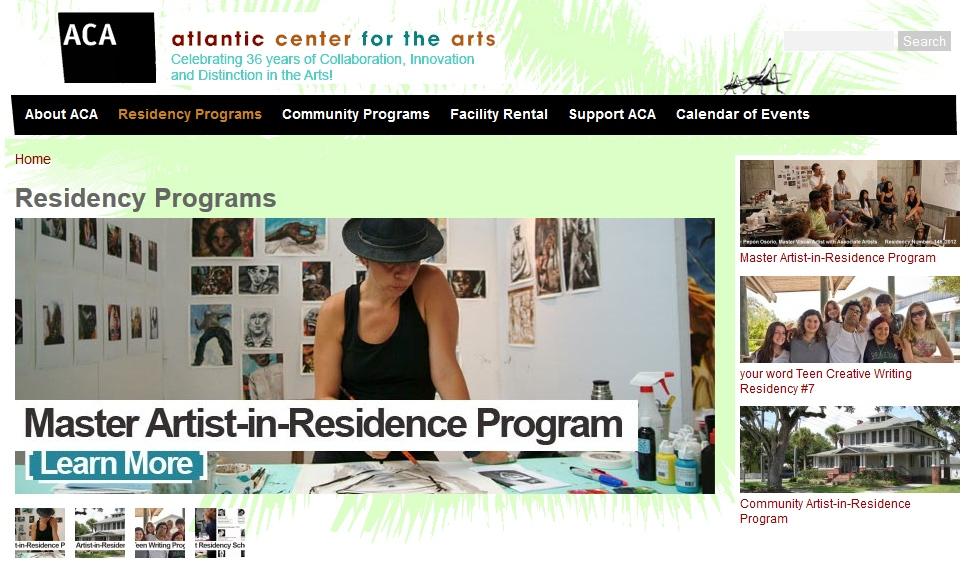 ACA-master-artist-program