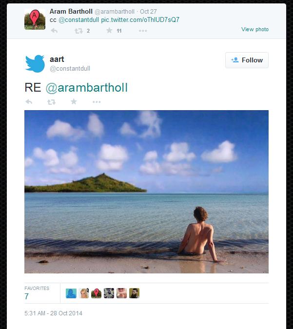 aram-in-paradise-tweet-2