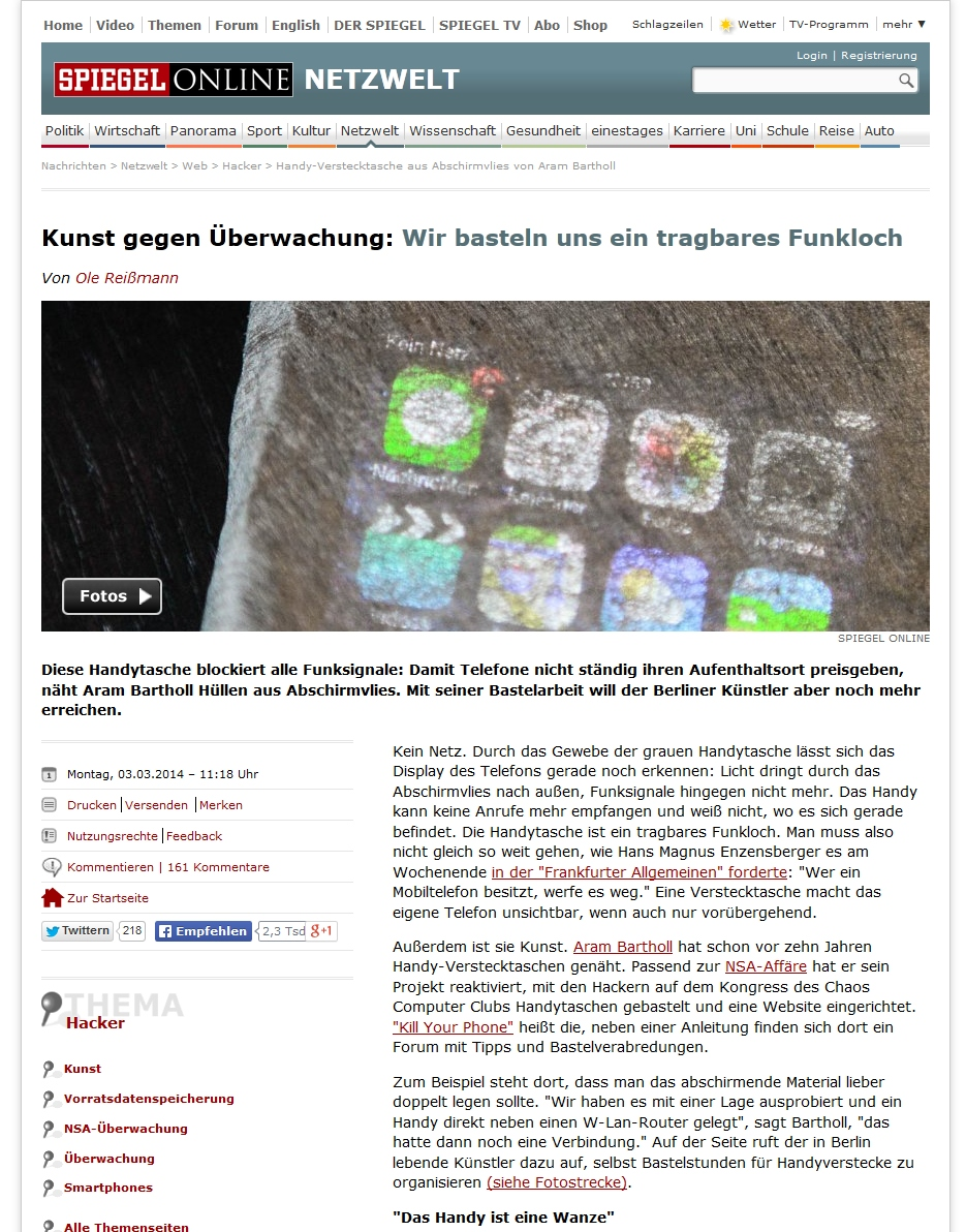 killyourphone-spiegel