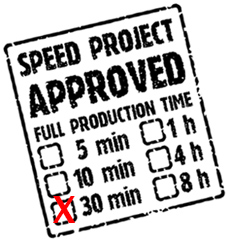 speed-project-30mins